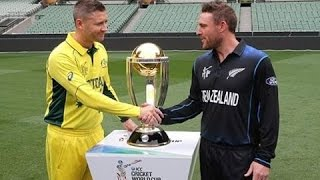 World cup Finals Australia and New Zealand