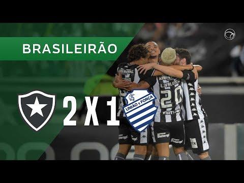 Botafogo 2-1 CSA (Campeonato Brasileiro 2019) (Hig...