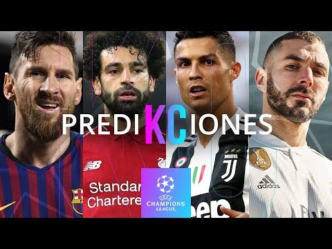 Predicciones UEFA Champions League 2019 - Octavos De Final