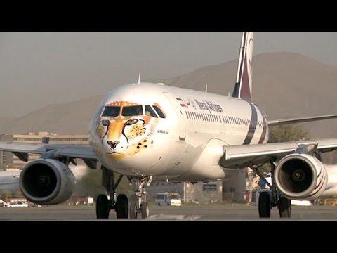 Ιράν: Εταιρεία ζωγραφίζει τα αεροπλάνα της και κερδίζει τις εντυπώσεις