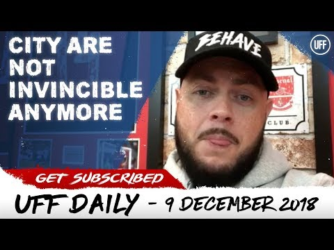 CITY ARE NOT INVINCIBLE ANYMORE! | UFF Daily