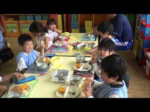ともべ幼稚園「給食選択制のご報告」