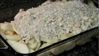 Recipe for Apple Crisp