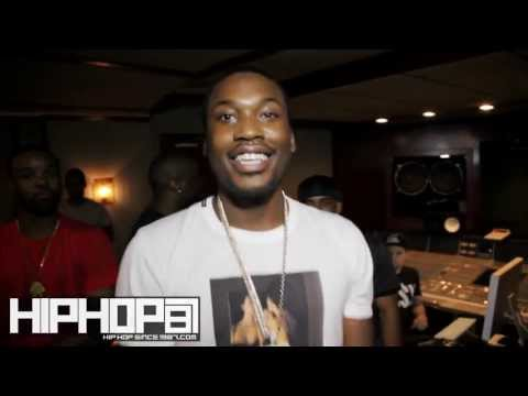 Meek Mill - Meek Mill spits a HHS1987 Exclusive freestyle to ASAP Ferg's