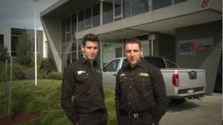 Nissan Motorsport Altima V8 Supercar Teaser