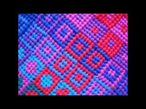 Lust am Knüpfen – purse 4 – more than bracelets – step by step