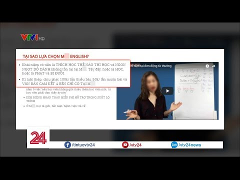 Ý kiến chuyên gia giáo dục về clip giáo viên tiếng Anh mắng học sinh - Tin Tức VTV24 - Thời lượng: 1:59.