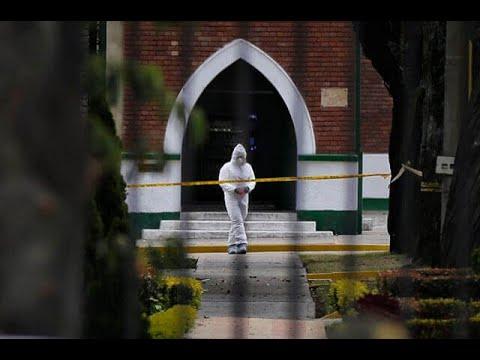 Carro bomba en la Escuela General Santander de Bogotá | Noticias Caracol