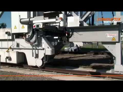 E-RTG Drive-In L - el nuevo estándar para la electrificación RTG