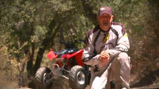 3. ATV Review: Honda TRX 400X