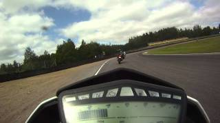 8. Ducati Hypermotard 1100 evo -Sp at Mantorp