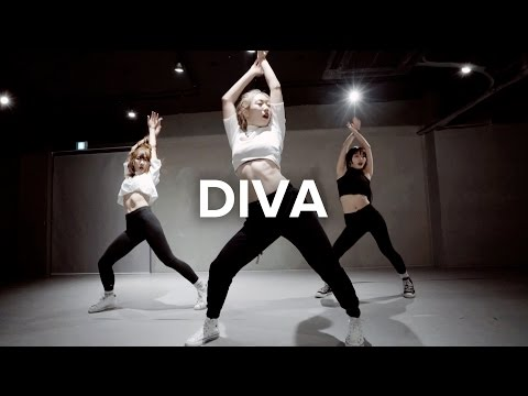 Diva - Beyoncé / Jiyoung Youn Choreography
