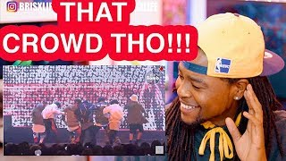 Video BLACK GUY REACTION TO BTS 'MIC Drop' stage @COMEBACK SHOW 'BTS DNA' - BTS (방탄소년단) MP3, 3GP, MP4, WEBM, AVI, FLV Mei 2018