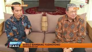 Video Jokowi dan SBY Bertemu, Ini yang Dibahas Keduanya MP3, 3GP, MP4, WEBM, AVI, FLV September 2018