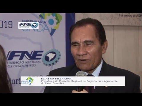 Elias da Silva Lima – Crea-PA