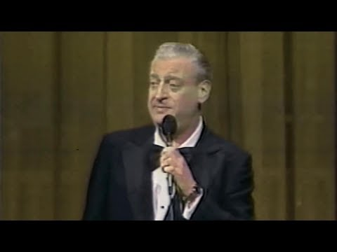 Rodney Dangerfield: The Man of a 1001 One liners!
