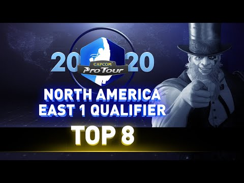 CPT 2020 Online NA East 1 - Top 8