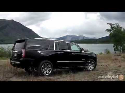 2015 GMC Yukon Denali First Drive and Video Review