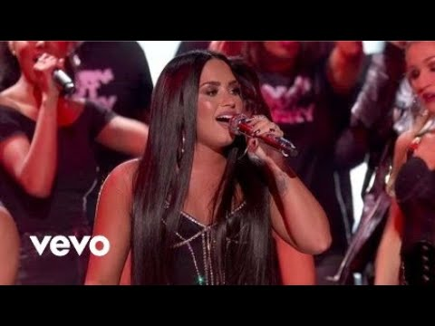 Video Demi Lovato - Sorry Not Sorry (Live From The 2017 American Music Awards) download in MP3, 3GP, MP4, WEBM, AVI, FLV January 2017