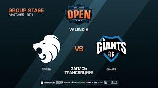 North vs Giants - DreamHack Open Valencia 2018 - de_inferno [CrystalMay, Anishared]