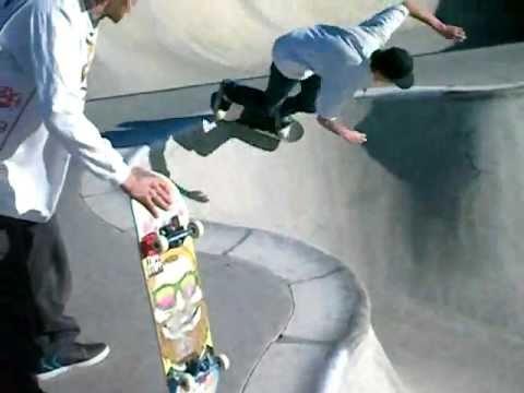 K Falls Skate park