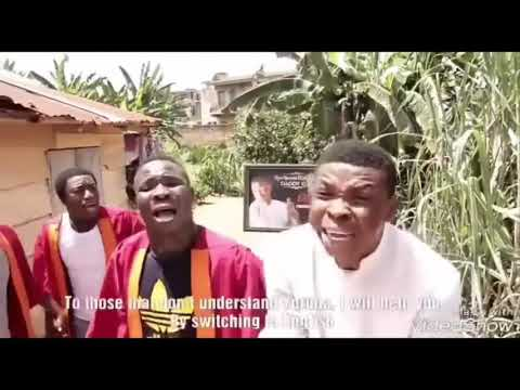 [Comedy Video]Ayo Ajewole (Woli Agba)  ft  Baba Adan Latest 2018 Nigerian Comedy| Comedy Skits