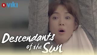 Video Descendants of the Sun - EP2 | Song Hye Kyo Wearing No Makeup In Front Of Song Joong Ki [Eng Sub] MP3, 3GP, MP4, WEBM, AVI, FLV Juni 2018