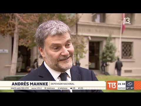 T13 | Defensoría Nacional aumenta número de inocentes en prisión preventiva