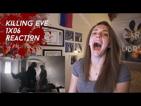 "Killing Eve Season 1 Episode 6 ""Take Me to the Hole!"" REACTION"