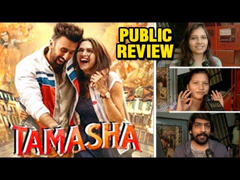 Tamasha Public Review | Deepika Padukone, Ranbir K