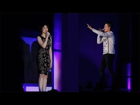 Sarah - Sarah G and Bamboo performed an amazing duet of Pink's hit song