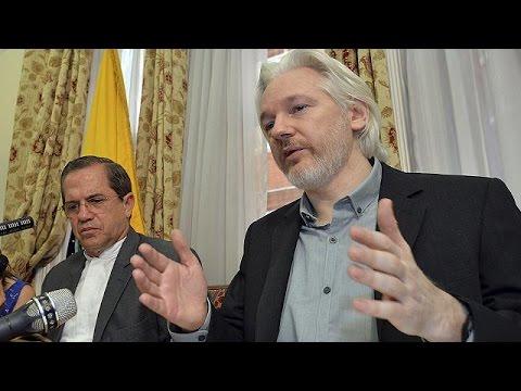 Assange Ekvador Büyükelçiliği'nden ayrılabilir