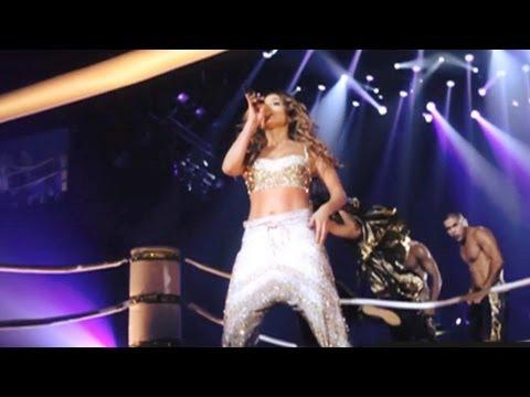"Jennifer Lopez – ""Goin' In"" (Live)"
