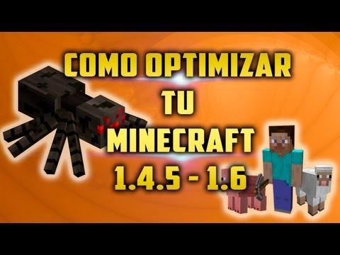 Como quitar el LAG a Minecraft 1.4.5/1.5.2 [ACTUALIZADO 28/Agosto/2013]