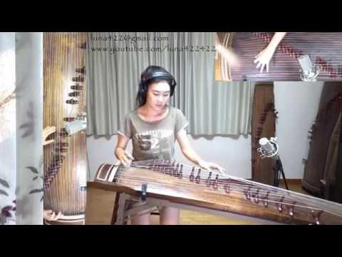 Sultans of Swing de Dire Straits tocada con un gayageum