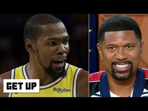 Video: Jalen Rose: There's a lot of truth to KD's Warriors comments | Get Up