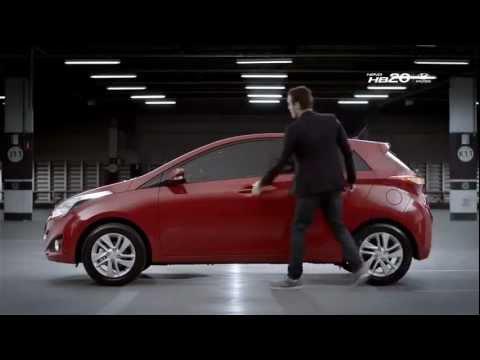Comercial Hyundai HB20 (Lançamento) - 2012