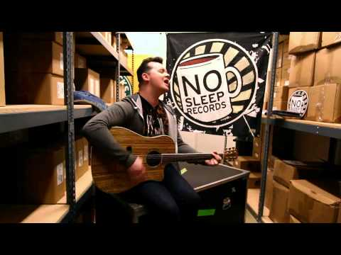 Calls - Broadway Calls recently stopped by the No Sleep Records office to be the Ninth in our Acoustic Warehouse Sessions series. Ty did two songs,