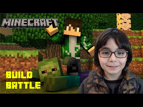 Minecraft Build Battle Misafirimle Harika - BKT