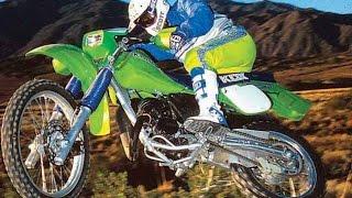 10. 1986 Kawasaki KDX 200 Kickstart Mechanism