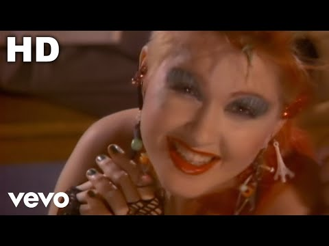 Cyndi Lauper - She Bop (Official HD Video)