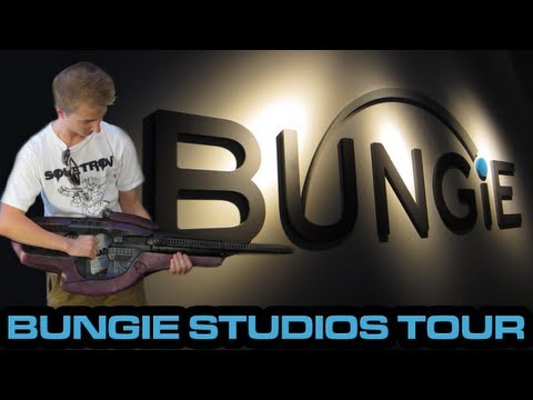 343 industries - Before PAX Prime 2012, we had the opportunity to hang out at 343 Industries, then visit the legendary Bungie Studios. All footage before Grim says