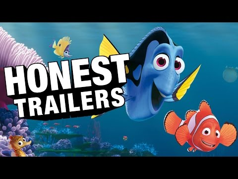An Honest Trailer for Pixar s Finding Nemo