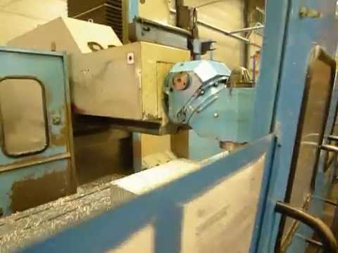 ZAYER spain MACH4METAL 20 KFU 3000 - bed milling fraesmaschine bedfreezer