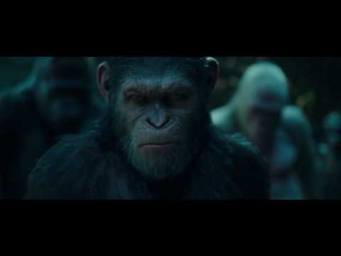 War for the Planet of the Apes   (Trailer 1 ซับไทย)