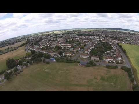 Stanford-le-Hope Drone Video