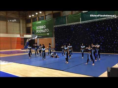 Egipat - Sirmium Dance Fest 2018 - Plesni studio Alex Flashdance