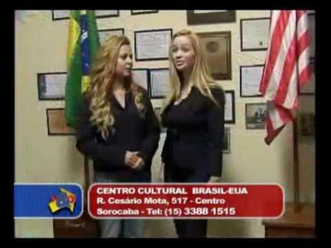 CURSO DE INGLÊS  EM PILAR DO SUL CCBEU