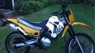 8. Chinese Yumbo 200cc Enduro Motorbike Review