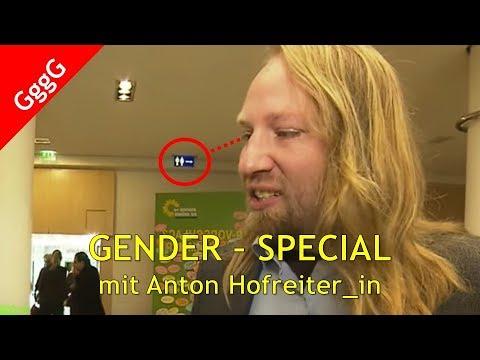 Die GRÜNEN - Best Of - Gender-Special mit Anton Hofreiter - REUPLOAD